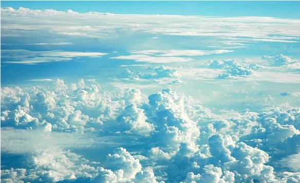 72 Gambar Awan Yang Paling Cantik Paling Bagus