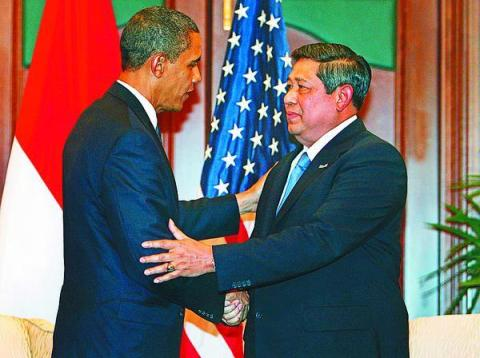 Hubungan Internasional Indonesia dan Amerika